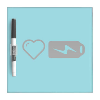 Cool Fully Charges Dry-Erase Board