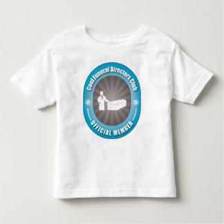 Cool Funeral Directors Club Toddler T-shirt