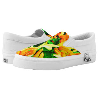 Cool & Funky Peppers 4Jessie Slip-On Sneakers