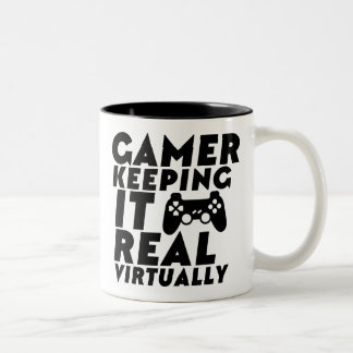 Cool Funny Quote Mug for Gamer and Geek