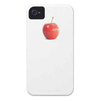 Cool funny red apple icon photo iPhone 4 case
