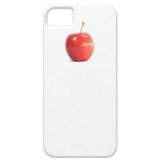 Cool funny red apple icon photo iPhone SE/5/5s case