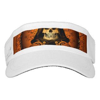 Cool funny skull visor
