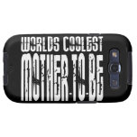 Cool Future Moms Baby Showers Coolest Mother to Be Samsung Galaxy SIII Covers