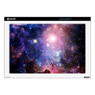 Cool galaxy nebula decals for laptops