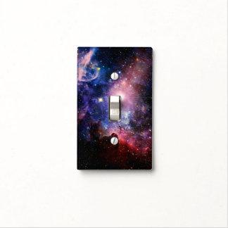 Cool Galaxy Nebula Switch Plate Cover