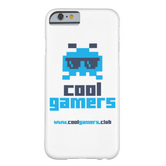 Cool Gamers Club iPhone6 coolest case Barely There iPhone 6 Case