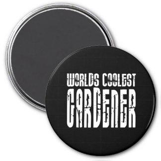 Cool Gardeners : Worlds Coolest Gardener Fridge Magnets