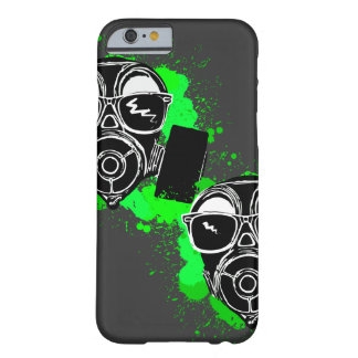 Cool Gasmask Barely There iPhone 6 Case