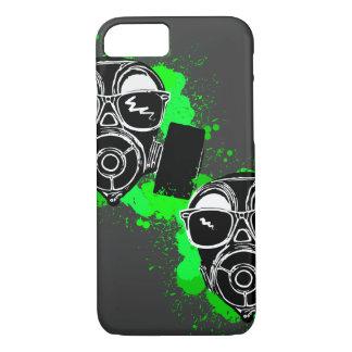 Cool Gasmask iPhone 7 Case