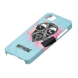 Cool Gasmask iPhone SE/5/5s Case