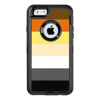 Cool Gay Bears Pride Flag OtterBox iPhone 6/6s Case