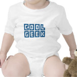 Cool Geek Is Awesome Baby Bodysuit