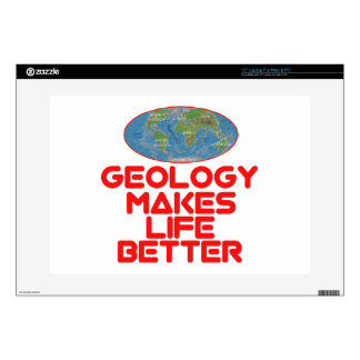 Cool Geology designs Laptop Decals