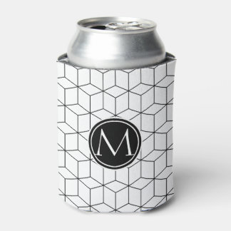 Cool Geometric Pattern Can Cooler