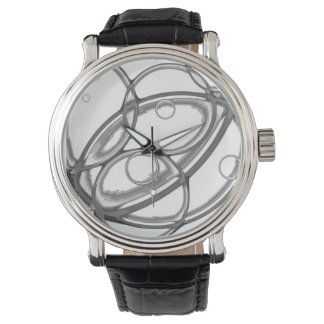 Cool Geometrical Watch by Lola Connelly