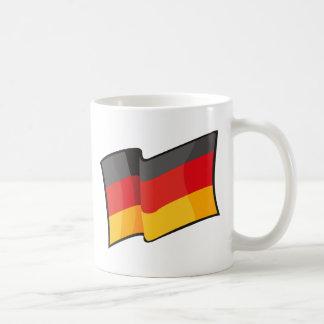 Cool Germany Flag Coffee Mug
