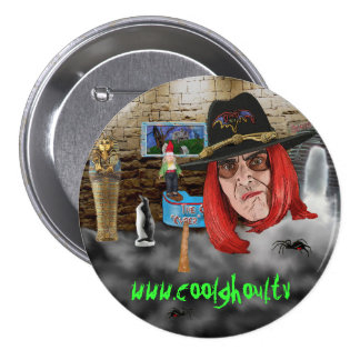 "Cool Ghoul 4"" Button"
