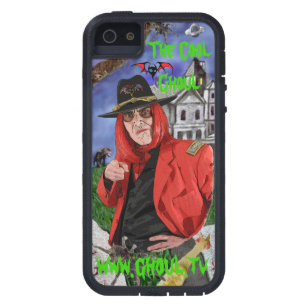 Cool Ghoul IPhone 5s case