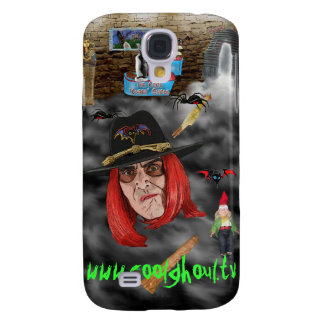 Cool Ghoul IPhone Cover Samsung Galaxy S4 Covers