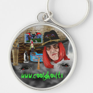 Cool Ghoul Key Chain