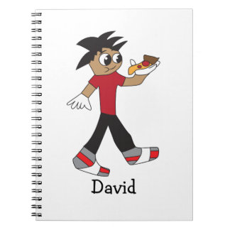 Cool Gift Ideas - The Average Kid Notebook