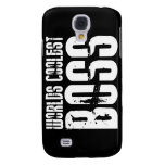 Cool Gifts for Bosses : Worlds Coolest Boss Galaxy S4 Cases