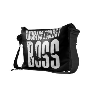 Cool Gifts for Bosses Worlds Coolest Boss Courier Bags