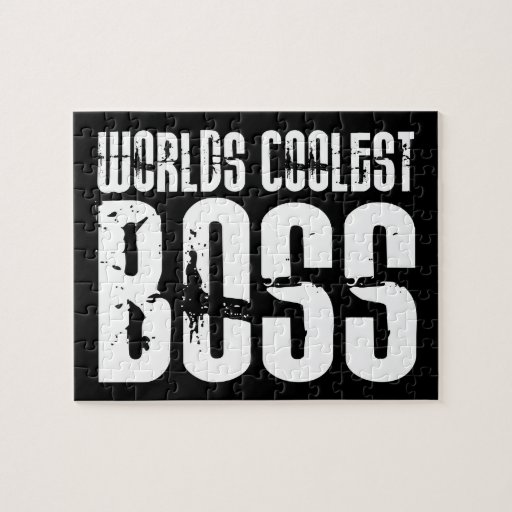 Cool Gifts for Bosses : Worlds Coolest Boss Puzzles