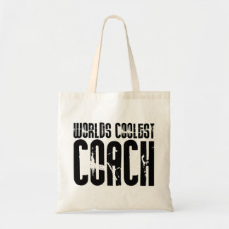 Cool Gifts for Coaches : Worlds Coolest Coach Tote Bag