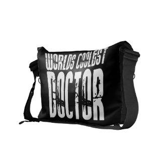 Cool Gifts for Doctors : Worlds Coolest Doctor Messenger Bag