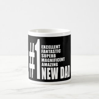 Cool Gifts for New Dads Number One New Dad Coffee Mug