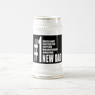 Cool Gifts for New Dads Number One New Dad Mugs