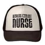 Cool Gifts for Nurses : Worlds Coolest Nurse Trucker Hats