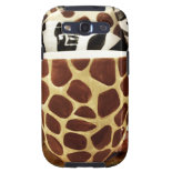 Cool Giraffe Pattern and Zebra Stripes Coffee Mugs Galaxy SIII Case