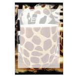 Cool Giraffe Pattern and Zebra Stripes Coffee Mugs Dry-Erase Board