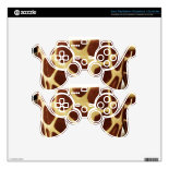 Cool Giraffe Pattern and Zebra Stripes Coffee Mugs Skin For PS3 Controller