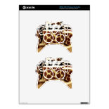 Cool Giraffe Pattern and Zebra Stripes Coffee Mugs Xbox 360 Controller Decal
