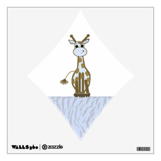 Cool Giraffe Wall Sticker