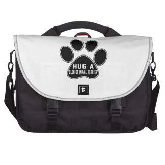 Cool Glen of Imaal Terrier Designs Laptop Computer Bag
