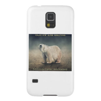 cool GLOBAL WARMING designs Case For Galaxy S5