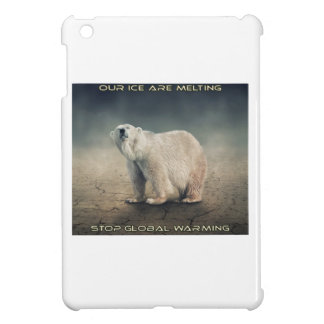 cool GLOBAL WARMING designs Cover For The iPad Mini