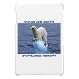 cool GLOBAL WARMING designs iPad Mini Case