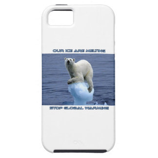 cool GLOBAL WARMING designs iPhone SE/5/5s Case