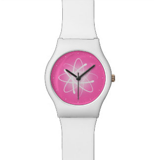 Cool Glowing Atom | Girly Gifts Wrist Watch