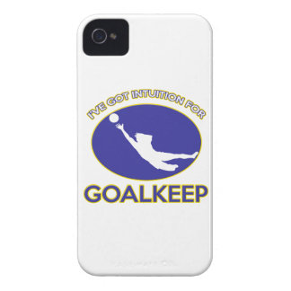 cool goalkeeper design iPhone 4 cover