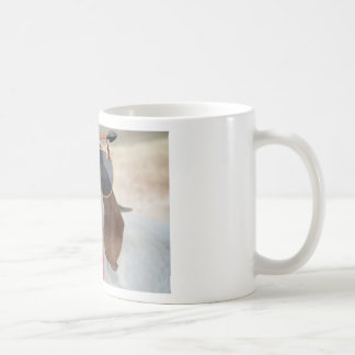 Cool Goat Chillin' Coffee Mug