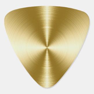 Cool Gold Look Luxury Guitar Picks