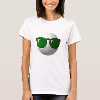 Cool Golf Ball Design Girl's T-Shirt