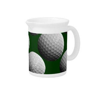 cool golf balls drink pitchers